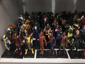 Miniaturas Marvel E Dc Editora Eaglemoss