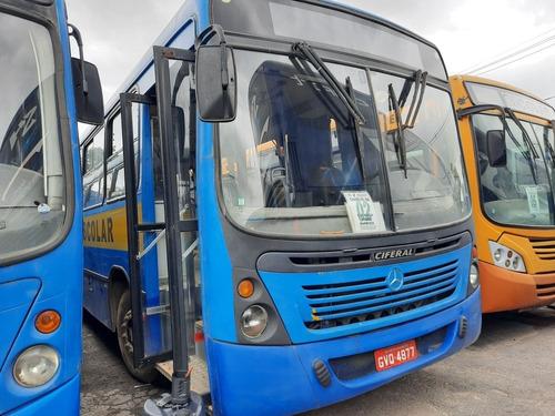 Ônibus Mercedes 1722 Ciferal Citimax