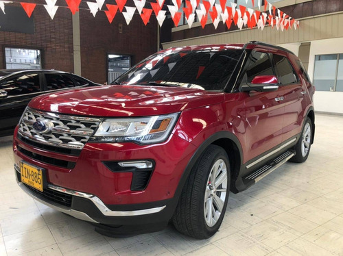 Ford Explorer Limited At 4x4 2019
