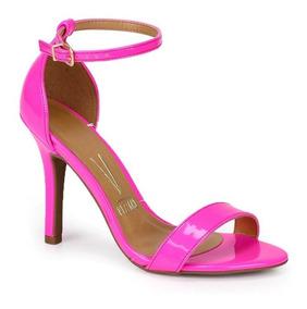 Sandalia Salto Vizzano Neon 6249.152 Pink