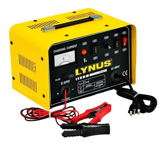 Carregador De Baterias Portátil 150a 12/24v 220v Lynus Lcb25