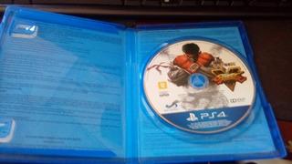 Street Fighter V | Ps4 | Original | Mídia Física | Usado