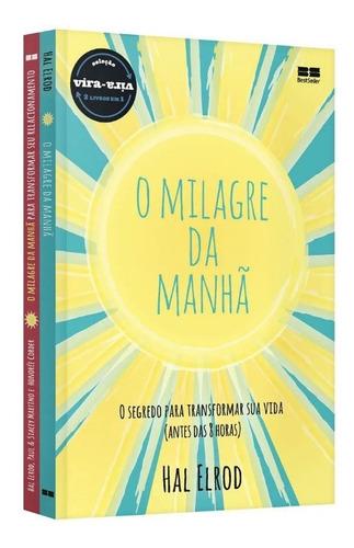 Livro Milagre Da Manhã & Milagre Da Manhã - Relacionamentos