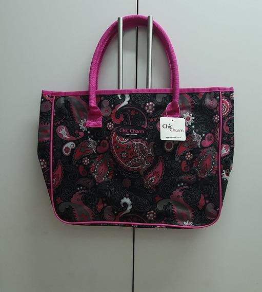Bolsa Jacki Design Rosa
