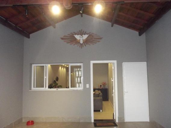 Casa Com 3 Dormitórios À Venda, 161 M² Por R$ 380.000,00 - Santa Terezinha - Piracicaba/sp - Ca3162
