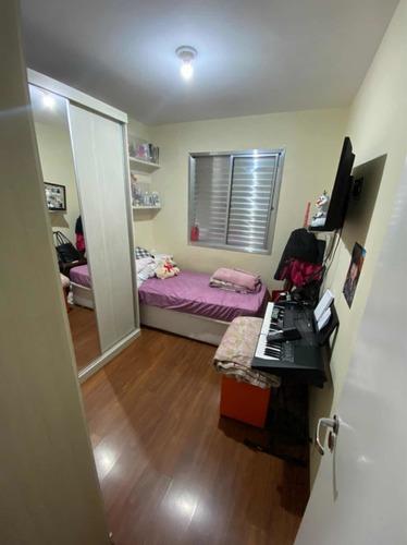 Imagem 1 de 11 de Apartamento 3 Quartos 1 Suíte Fit Bosque Itaquera