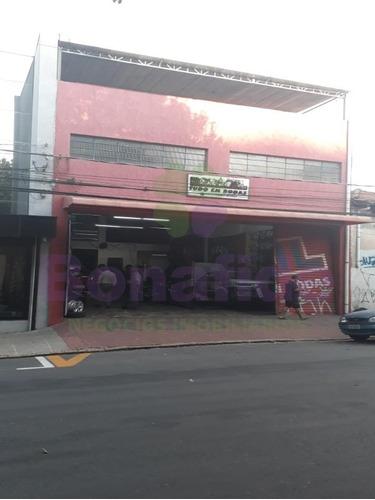 Salão Comercial De Rua, Vila Arens, Jundiaí - Sl08030 - 67804084