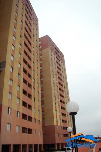 Imagem 1 de 15 de Lindo Apartamento No Condomínio Mata Atlântica Em Osasco/sp - 2029