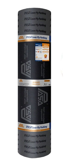 Impermeabilizante Prefabricado Pasa Cp-parking Sbs 4.0mm Pp