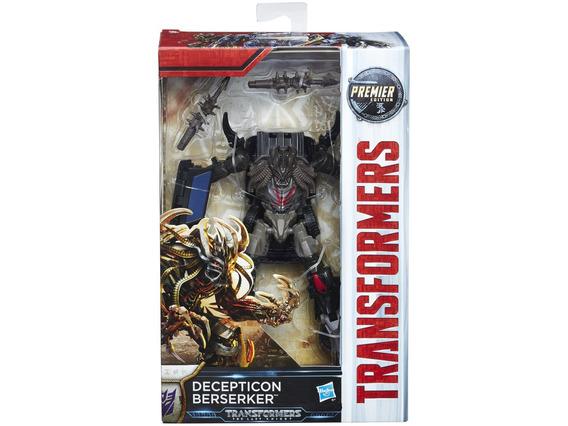 Boneco Transformers Decepticon Berserker - Hasbro