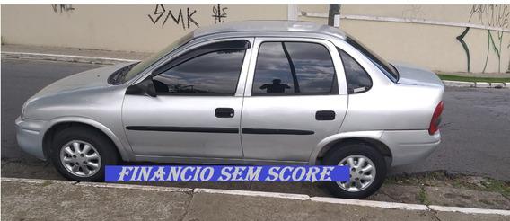 Corsan Sedan Com Vidros E Travas Somente 10500 Sem Score