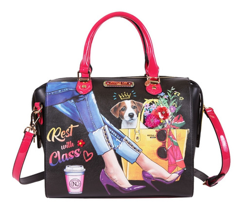 Cartera Nicole Lee 2020 - Modelo Rest With Class  -rwc15238-