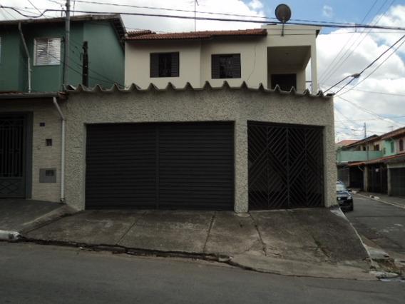 Casa Com 6 Quartos Para Comprar No Parque Residencial Oratorio Em São Paulo/sp - 589