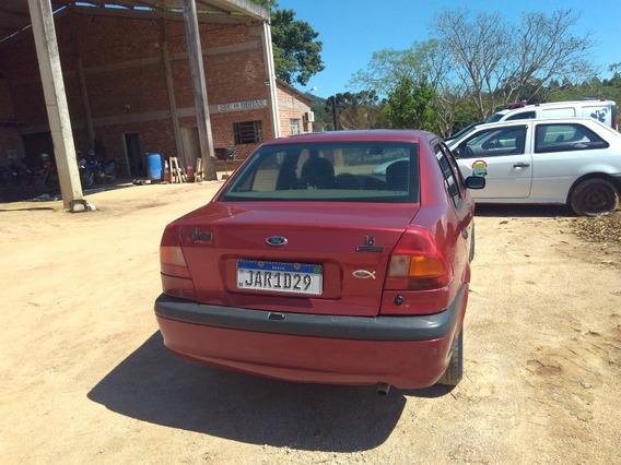 Ford Fiesta 1.6 Street 5p 2002