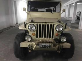 Willys Modelo 42/ 4x4