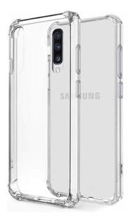 Capa Anti Impacto Queda Transparente Antishock Samsung A70