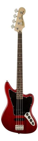 Bajo Jaguar Bass Squier Special Vintage Modified Activo 4c