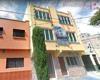 Departamento En Renta En Moctezuma 2da Secc.