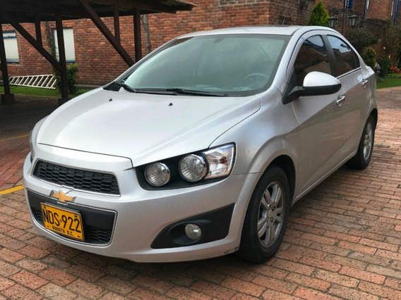 Chevrolet Sonic 2013 Con Sunroof