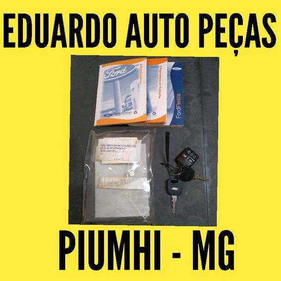 Manual Do Proprietário Ford Fiesta 2009
