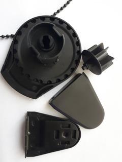 Repuesto Cortina Roller Vertilux Negro 32mm