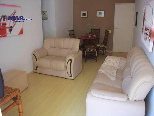 Imagem 1 de 13 de Apartamento Residencial À Venda, Centro, Guarujá - . - Ap10537