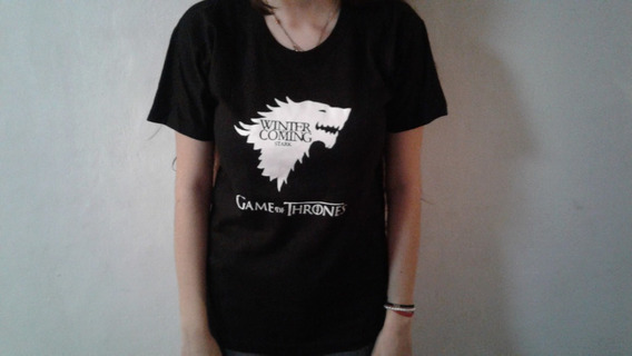 Remeras Game Of Thrones