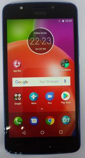 Motorola Motoe4 Azul Safira Xt1763 16gb Não Inicia