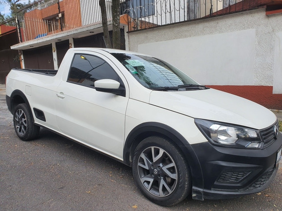 Volkswagen Saveiro 1.6 Starline Ac Mt 2017
