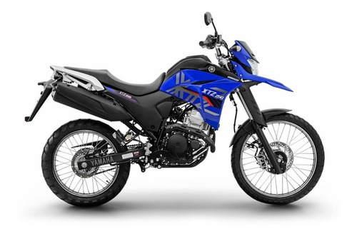 Yamaha Xtz 250 Abs Nuevo Modelo 2020 - Palermo Bikes.