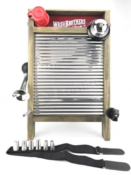 Torelli Washboard Pequeno Inox Twb38