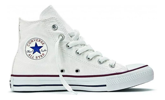 Botitas Converse All Star - Blanco