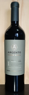 Argento Single Block Altamira Malbec 750ml