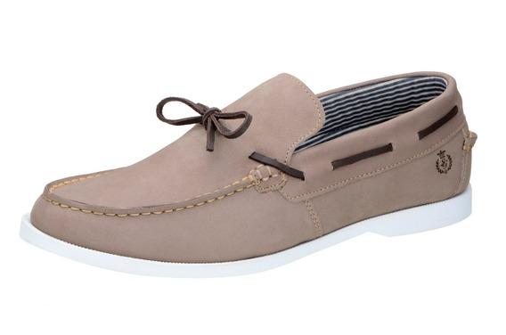 Mocassim Masculino Em Couro Original Shoes Grand 4763