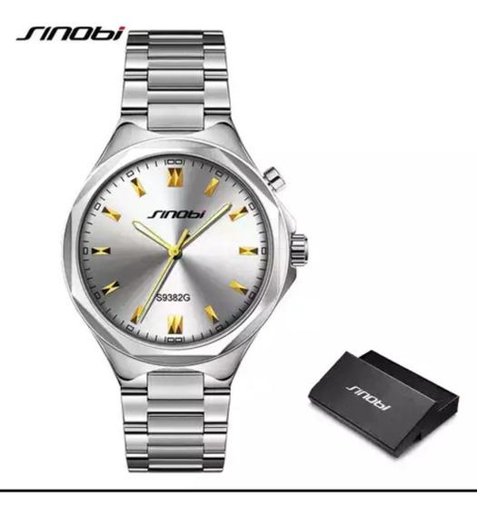Relógio Masculino Sinobi