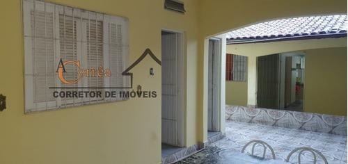 Casa Em Itanhaém-sp Para Sua Moradia Ou Lazer