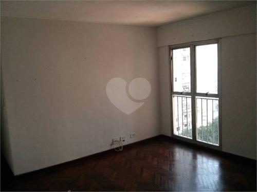Apartamento 02 Dormitórios Para Venda No Paraíso Em São Paulo/sp - Reo561701