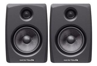 Resident Audio M8 Monitores Activos Para Home Studio