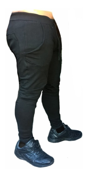 Pantalon Babucha Elastizado Deportivo Algodon Lycra Unisex