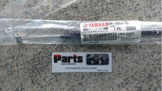Cabo Embreagem Wr 250f 07-13 Original Yamaha