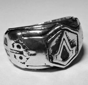 Anel Assassins Creed Metal Masculino/feminino