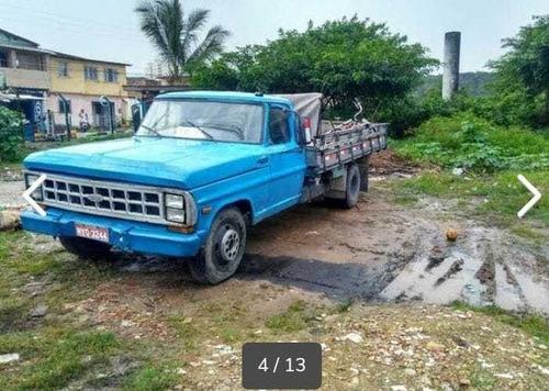 Imagem 1 de 1 de Ford Caminhonete