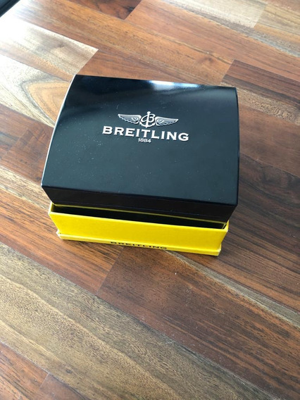 Estuche Breitling Original.