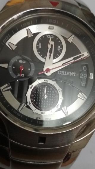 Orient Cronógrafo 100 Metros