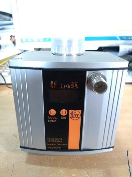 Sensor Ifm Su8000 Efector300. Monitor De Fluxo. Novo Na Cx!!