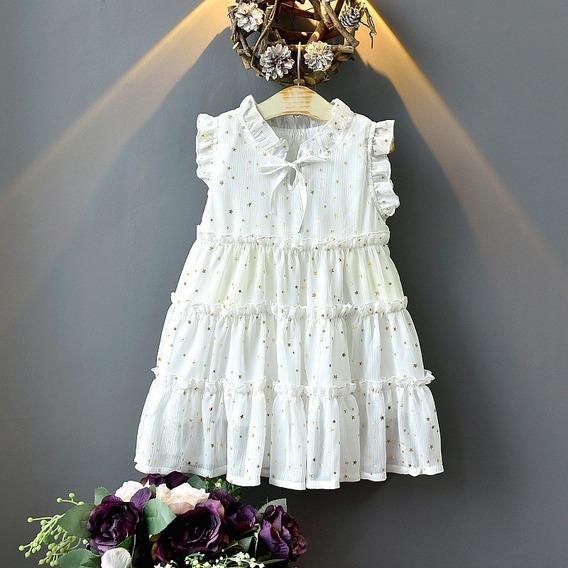 Vestido Infantil Festa, Aniversario Casamento