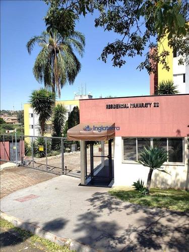Apartamento Com 3 Dormitórios À Venda, 71 M² Por R$ 165.000,00 - Conjunto Residencial Itamaraty - Londrina/pr - Ap1052