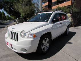 Jeep Compass 2.4 Aut 4x4 Neumaticos Nuevos