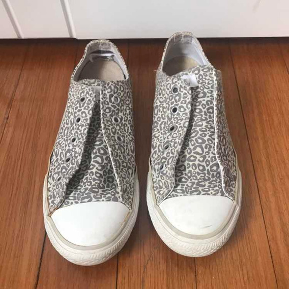 Tênis Animal Print All Star Converse - Tam 34