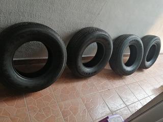 4 Llantas Np300 255/70/16 Maxxis